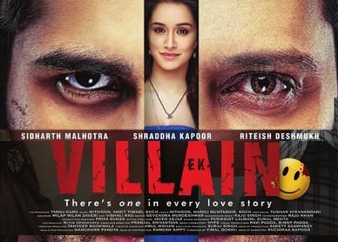 Ek Villain – Movie Review