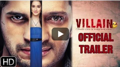 Movie Trailer – Ek Villain
