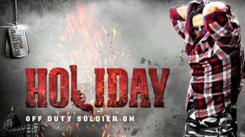 Movie Review – Holiday: A Soldier Is Never Off Duty