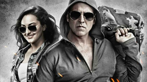 Akshay- Sonakshi starrer Holiday earns Rs 1.34 crore on opening day