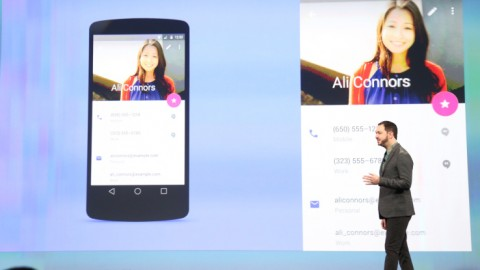 Google unveils Developer preview images of Android L for Nexus 5 and nexus 7