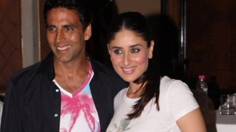 Kareena-Akshay team up for Prabhudeva's Singh is Bling!