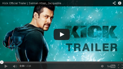 Movie Trailer : Kick
