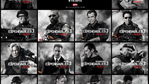 "Checkout Latest Trailer of ""The Expendables 3"""
