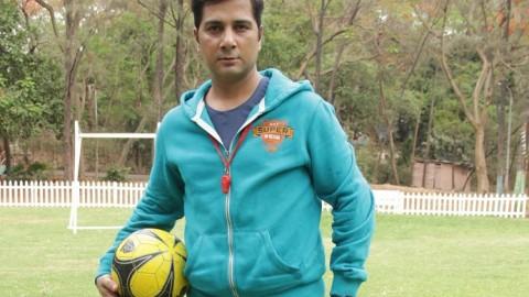 Varun Badola Turns Football Coach