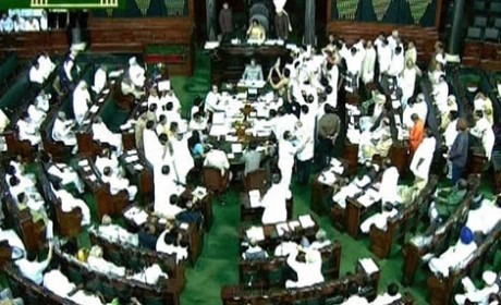 TMC alleges BJP MPs abuse them in Parliament