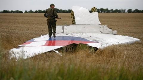 Malaysian Airlines flight shot down in Ukraine killing 294 passengers and 15 crew