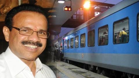 Sadananda Gowda presents a focused railway budget