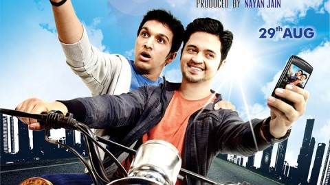 First poster of Gujarati film 'Bey Yaar' is out
