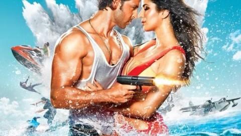 First look of Hrithik Roshan and Katrina Kaif in Bang Bang
