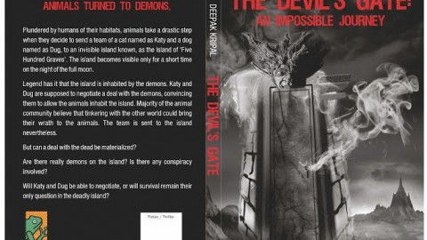 Deepak Kripal's The Devil's Gate promises an unbelievable adventure