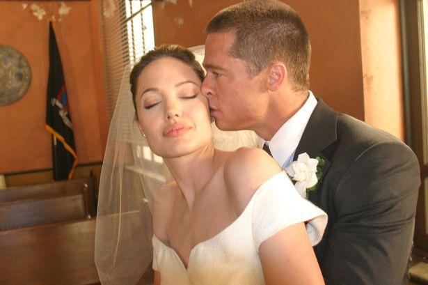 Angelina Jolie, Brad Pitt secretly married in France