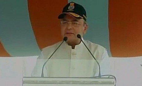 Arun Jaitley says Indian force responding effectively to ceasefire violations by Pakistan