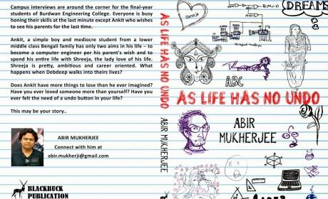 Book Review: As Life Has No Undo