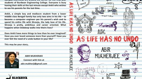 Book Review: As Life Has No Undo