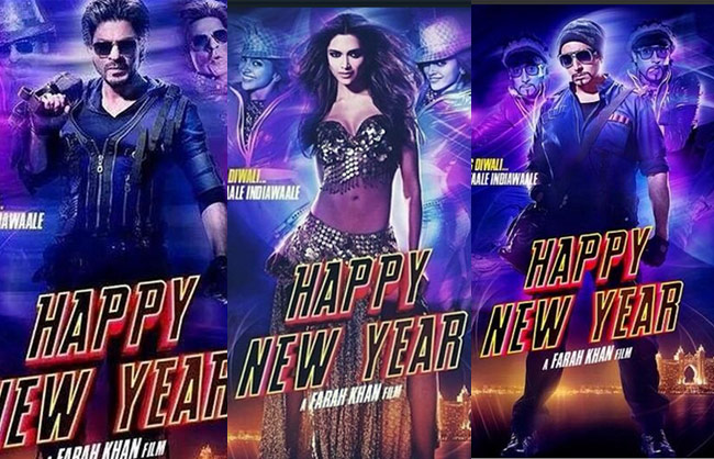 Shahrukh-Deepika starrer Happy New Year trailer is out
