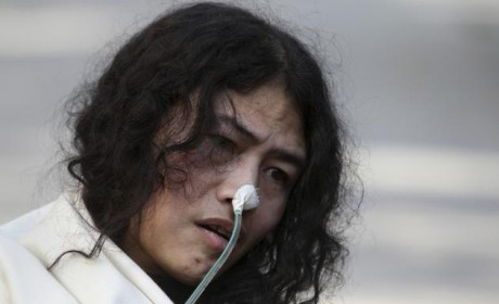 Irom Sharmila arrested again!