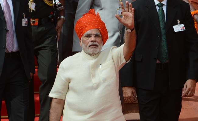 PM Modi effectively delivers his maiden Independence day Speech