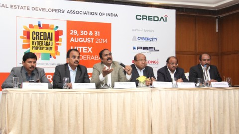 Hyderabad Real Estate poised for a meteoric growth