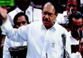 Thambidurai files nomination for Deputy Speaker