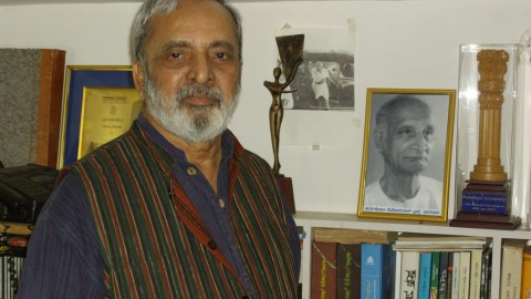 Noted Kannada author UR Ananthamurthy Dies at 82