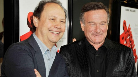 Billy Crystal to pay tribute to Robin Williams at Emmys