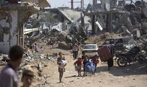Israel-Gaza Conflict: Peace talks continue as ceasefire is about to end