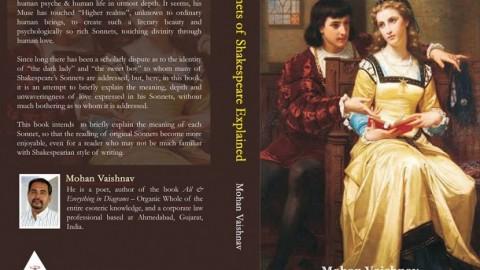 Mohan Vaishnav's new book 'Sonnets of Shakespeare Explained' hits market