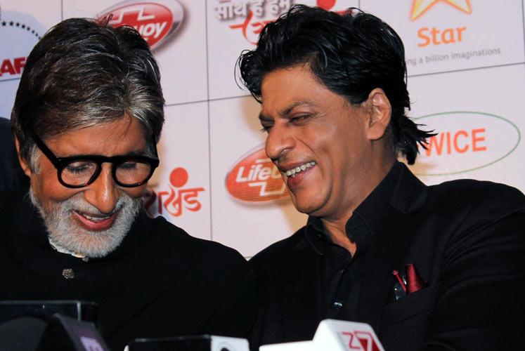 SRK in Rohit Shetty's remake of 'Hum'?