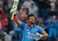 Suresh Raina leads India to win