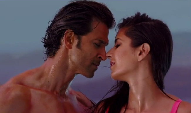 Sizzling chemistry between Hrithik Roshan and Katrina Kaif in Bang Bang