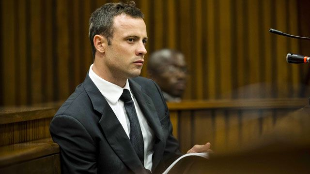 Big relief for Oscar Pistorius; Judge says he is not guilty of premeditated murder
