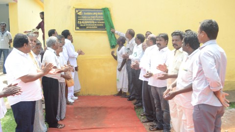 Gangavaram Port conducts Corporate Social Responsibility Campaign