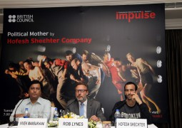 British Council launches Impulse 2, a new season of contemporary dance with Political Mother by HofeshShechter Company
