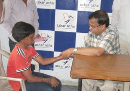 "Aakar Asha  Centre for Enablement of Physically Disabled organizes ""One Rupee Reconstructive Surgery"" Campaign"