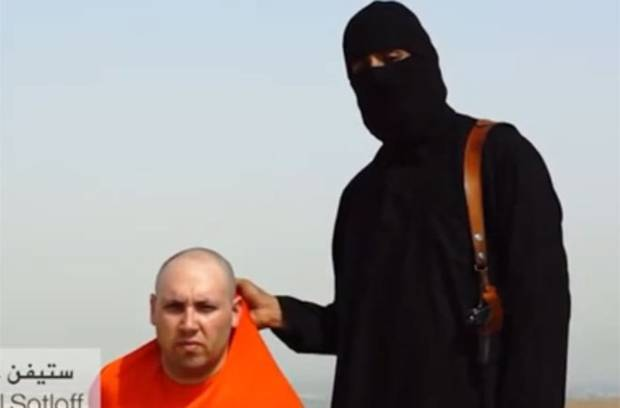 ISIS beheads Journalist Scotloff, calling it second message to America