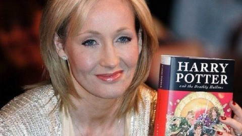 JK Rowling takes on Dumbledore critics on her twitter