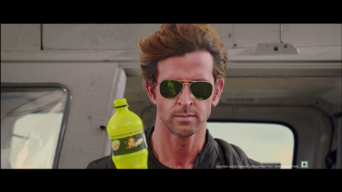 Mountain Dew invites you to star with Hrithik Roshan