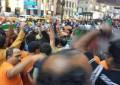 Rajdeep Sardesai manhandled while reporting live