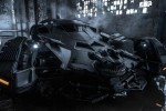 The first image of Batmobile reveals