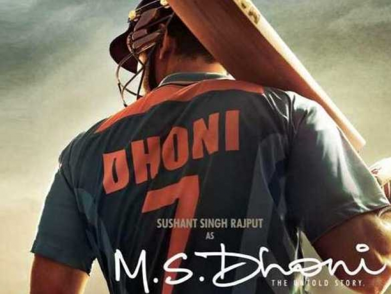 First poster of MS Dhoni biopic unveils
