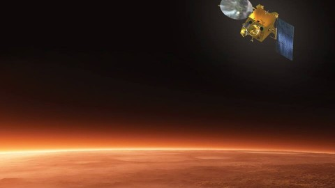 India Creates History with its Mars Orbiter Mission's Success