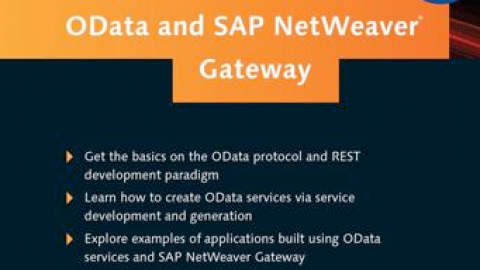 OData and SAP Netweaver Gateway