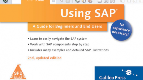 Using SAP, Second Edition – A Guide for Beginners and End Users