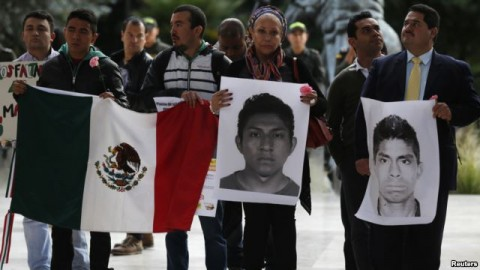 Missing Mexican Students: Gang members confess to have killed the group of 43