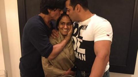 Sister's marriage bonds two estranged Khans