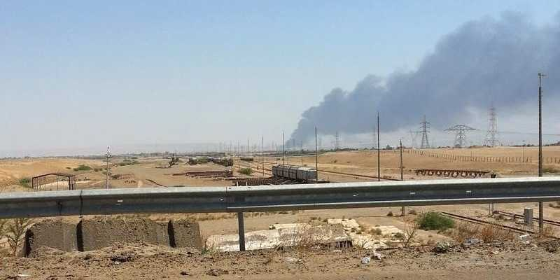 Crucial oil refinery freed of IS militants