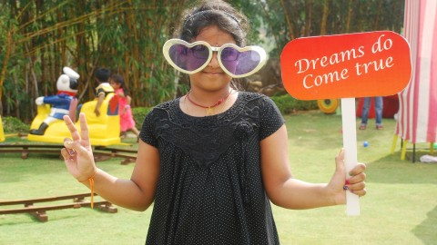 "Novotel Hyderabad Convention Centre celebrated ""Kid's Carnival"" at The Sqaure"