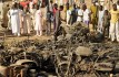 Atleast 35 killed and scores injured in Nigerian Mosque attack