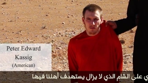 Islamic State claims to have executed a U.S aid worker